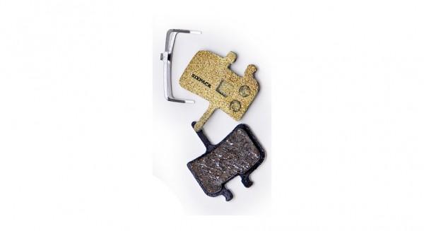 Scheibenbremsbeläge Avid / SRAM semi-metallisch