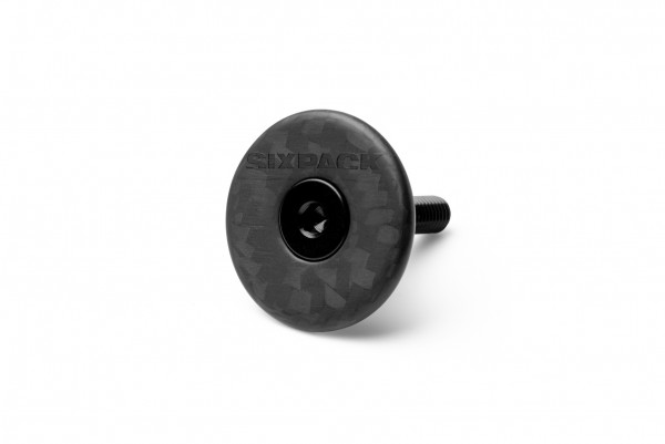 Aheadcap VERTIC Carbon 1-1/8""