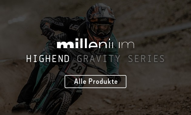 SIXPACK MILLENIUM - Highend Gravity Series
