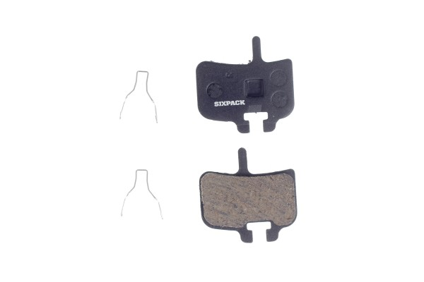 Brake pads Heyes semi-metallic