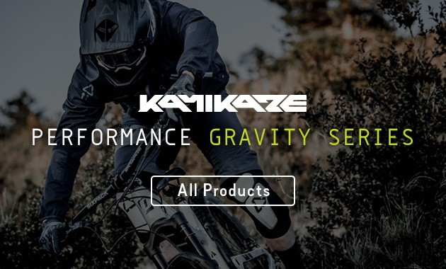 SIXPACK KAMIKAZE - Performance Gravity Series