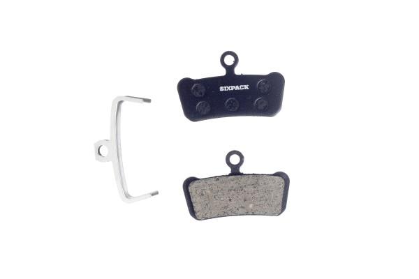 Brade pads Avid / SRAM semi-metallic