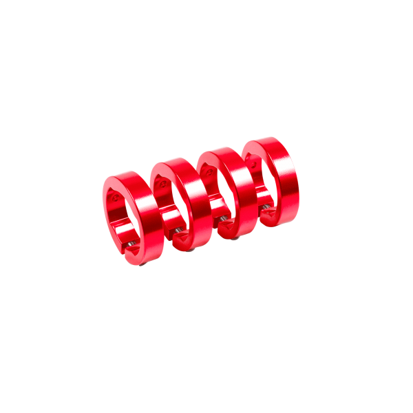 Lock-On Clamp Rings