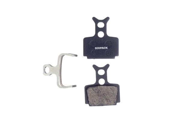 Brake pads Formula semi-metallic