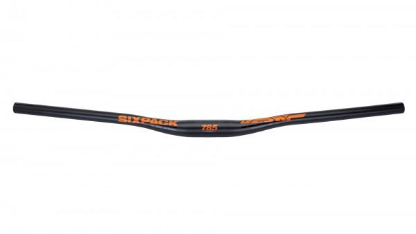 Handlebar VERTIC 785mm width 35mm diameter 20mm rise